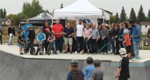 BMX & Skatepark welcomed into the community